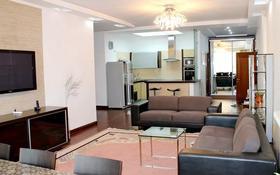4-комнатная квартира, 172 м² помесячно, проспект Достык 162к5 — Жолдасбекова за 700 000 〒 в Алматы, Медеуский р-н