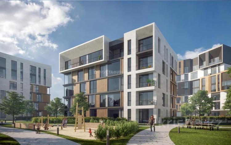 3-комнатная квартира, 120.9 м², Амман за ~ 106.4 млн 〒 в Нур-Султане (Астана), Алматы р-н