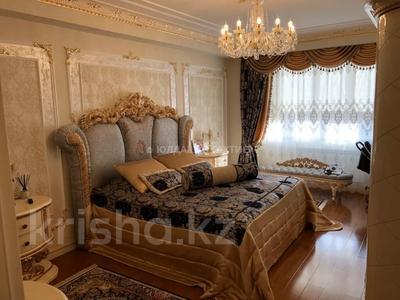 3-комнатная квартира, 103 м², 15/17 этаж, Навои — Рыскулбекова за 80 млн 〒 в Алматы, Медеуский р-н