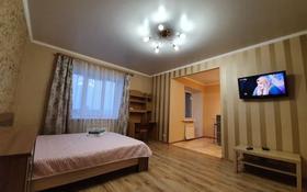 1-комнатная квартира, 50 м², 3/6 этаж посуточно, Санкибай Батыр 72 за 10 000 〒 в Актобе
