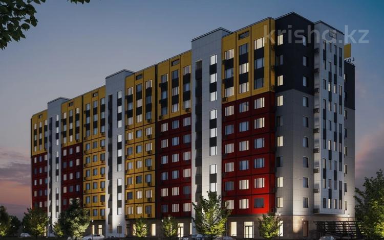1-комнатная квартира, 35 м², 4/9 этаж, Варламова — Толе Би за ~ 14.4 млн 〒 в Алматы, Алмалинский р-н