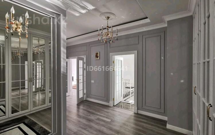 3-комнатная квартира, 150 м², 6/6 этаж помесячно, Туран 3 — Ерментау за 500 000 〒 в Нур-Султане (Астана), Есиль р-н