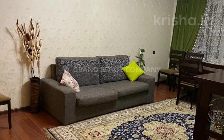 3-комнатная квартира, 62 м², 2/5 этаж, Байзакова — Кабанбай Батыра за 34 млн 〒 в Алматы, Алмалинский р-н