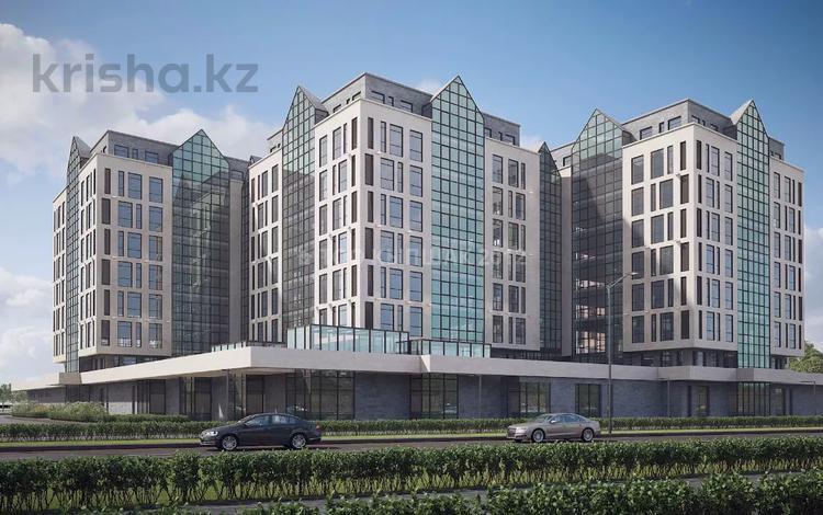 1-комнатная квартира, 43.5 м², 3/7 этаж, Кайыма Мухамедханова 21 за 13.7 млн 〒 в Нур-Султане (Астана), Есиль р-н