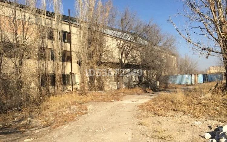 Завод 1.4 га, Индустриальная 10в за 49 млн 〒 в Капчагае