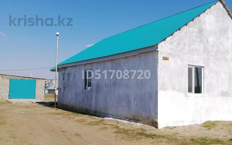 4-комнатный дом, 90 м², 4 сот., Уральск за 8 млн 〒