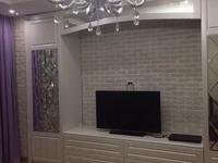 2-комнатная квартира, 82 м², 12/27 этаж на длительный срок, Байтурсынова 1 за 250 000 〒 в Нур-Султане (Астане), Алматы р-н