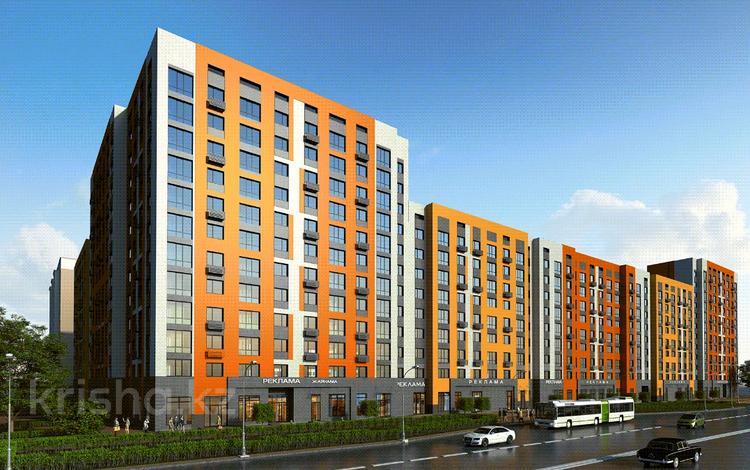 1-комнатная квартира, 34.1 м², Рыскулбекова 29 за ~ 8.9 млн 〒 в Нур-Султане (Астана), Алматы р-н