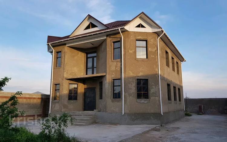 7-комнатный дом, 354 м², 10 сот., Нуртас 288 за 50 млн 〒 в Шымкенте, Каратауский р-н