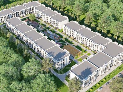 3-комнатная квартира, 92.8 м², мкр Баганашыл, Мади 1в за ~ 66.4 млн 〒 в Алматы, Бостандыкский р-н