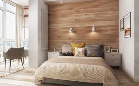 1-комнатная квартира, 46 м², 4/10 этаж посуточно, Нурсат 26 за 15 000 〒 в Шымкенте, Каратауский р-н