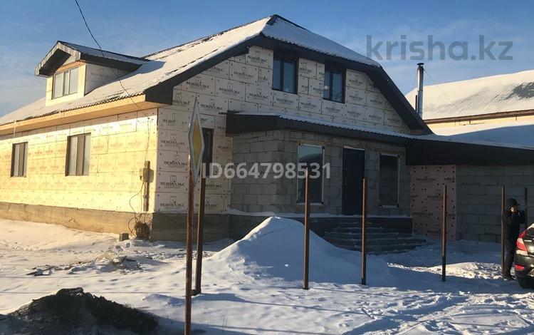 5-комнатный дом, 260 м², 10 сот., Момышулы 32А — Республика за 45 млн 〒 в Косшы