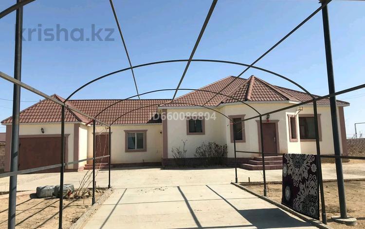 6-комнатный дом, 200 м², 20 сот., Туймышов 73 за 16 млн 〒 в С.шапагатовой