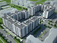 1-комнатная квартира, 74.5 м², проспект Мангилик Ел за ~ 31.3 млн 〒 в Нур-Султане (Астане), Есильский р-н