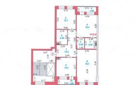 3-комнатная квартира, 107 м², 3/5 этаж, мкр Нурсая за 36 млн 〒 в Атырау, мкр Нурсая