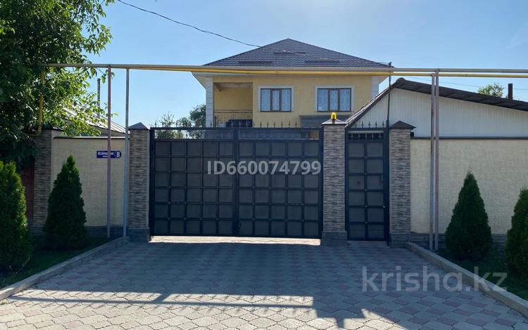 6-комнатный дом, 240 м², 6 сот., мкр Акжар — Аймонова за 90 млн 〒 в Алматы, Наурызбайский р-н