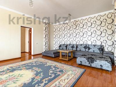 2-комнатная квартира, 100 м², 26/40 этаж посуточно, Достык 5 — Сауран за 15 000 〒 в Нур-Султане (Астане), Есильский р-н