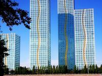 3-комнатная квартира, 120 м², 26/43 этаж на длительный срок, Желтоксан 2 за 350 000 〒 в Нур-Султане (Астане), Сарыарка р-н