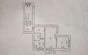 2-комнатная квартира, 41 м², 4/5 этаж, улица Желтоксан 4 за 6.5 млн 〒 в