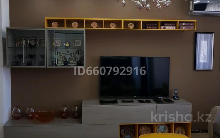 3-комнатная квартира, 91 м², Сауран 3/1 за 38 млн 〒 в Нур-Султане (Астана), Есиль р-н