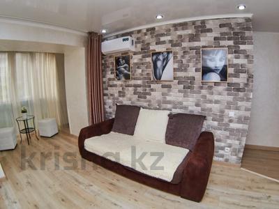 1-комнатная квартира, 36 м², 4/5 этаж посуточно, Батыра Баяна 30 — Лесная за 13 000 〒 в Петропавловске