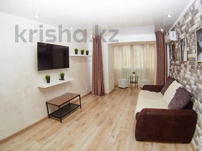 1-комнатная квартира, 36 м², 4/5 этаж посуточно, Батыра Баяна 30 — Лесная за 13 000 〒 в Петропавловске — фото 5