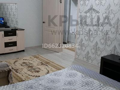 1-комнатная квартира, 40 м², 1/2 этаж посуточно, Алдабергенова 71 — Гаухар ана за 5 000 〒 в Талдыкоргане — фото 3