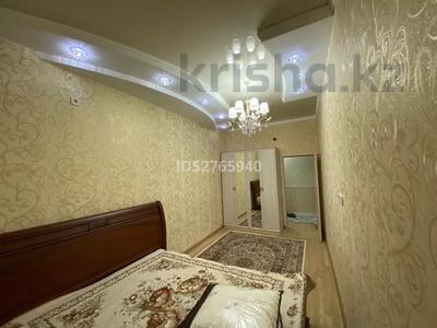 3-комнатная квартира, 72 м², 10/14 этаж помесячно, 17-й мкр 7 за 270 000 〒 в Актау, 17-й мкр — фото 3
