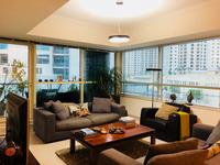 3-комнатная квартира, 145 м², 3/44 этаж