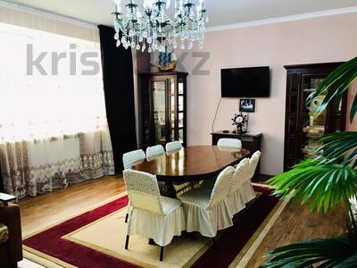 3-комнатная квартира, 170 м², 14/30 этаж посуточно, Аль-Фараби 7 за 40 000 〒 в Алматы, Медеуский р-н