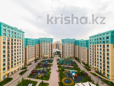 1-комнатная квартира, 50 м², 8/13 этаж посуточно, Гагарина 311 за 16 000 〒 в Алматы