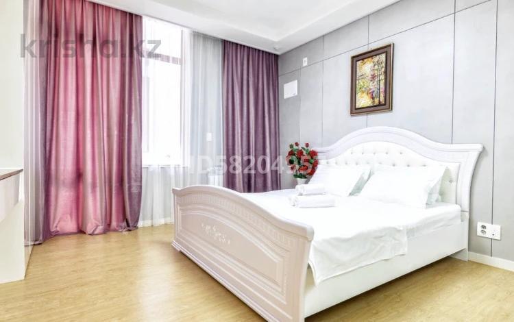 2-комнатная квартира, 75 м², 11/28 этаж посуточно, Кошкарбаева 10/1 — Тауелсыздык за 15 000 〒 в Нур-Султане (Астана)