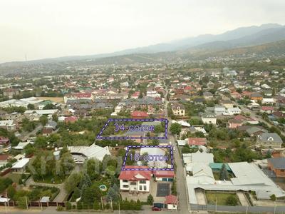 Участок 35 соток, мкр Алатау — проспект Аль-Фараби за 205 млн 〒 в Алматы, Бостандыкский р-н