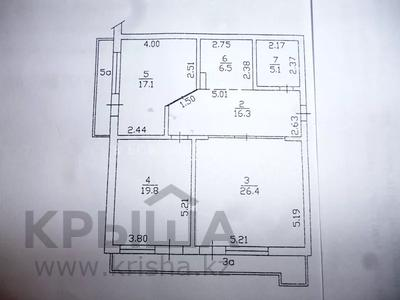 3-комнатная квартира, 95 м², 10/14 этаж, мкр Мамыр-3, Шаляпина 23 — Саина за 35 млн 〒 в Алматы, Ауэзовский р-н — фото 12