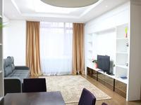 3-комнатная квартира, 100 м², 20/21 этаж посуточно