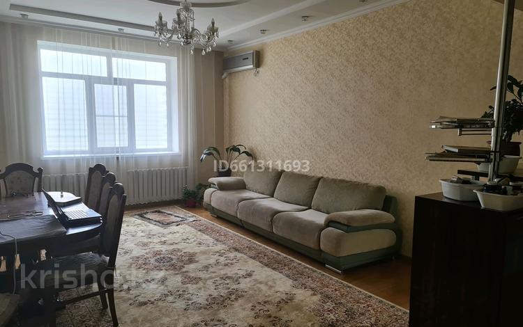 3-комнатная квартира, 118.1 м², 4/11 этаж, мкр Жетысу-3, Абая 59 за 51 млн 〒 в Алматы, Ауэзовский р-н