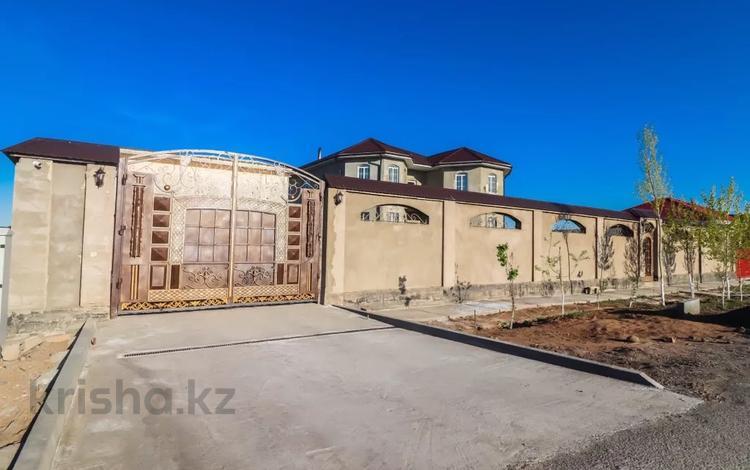 7-комнатный дом, 330 м², 10 сот., Мкр Уркер за 85 млн 〒 в Нур-Султане (Астана), Есиль р-н