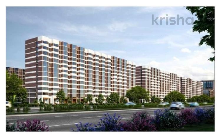 1-комнатная квартира, 37.07 м², 4/12 этаж, проспект Кабанбай Батыра 72 — Хусейн бен Талал за 9.3 млн 〒 в Нур-Султане (Астана), Есиль р-н