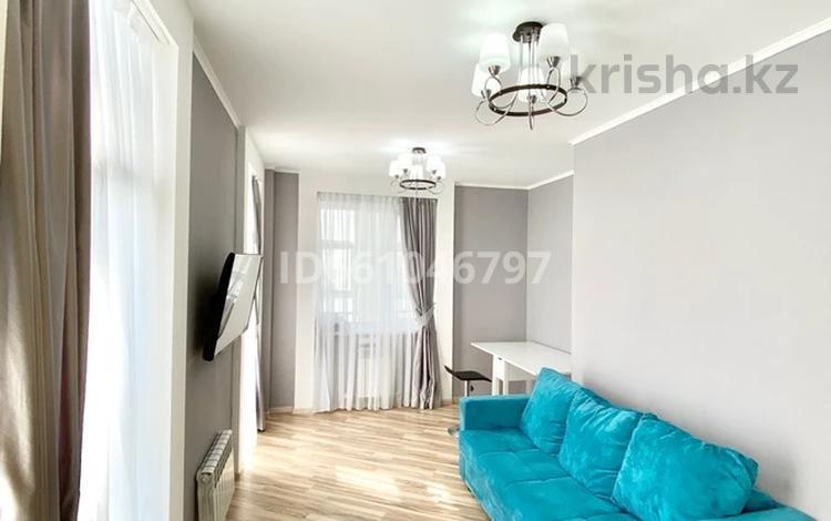 2-комнатная квартира, 47.5 м², 21/22 этаж, Мангилик Ел 54 за 24 млн 〒 в Нур-Султане (Астана), Есиль р-н