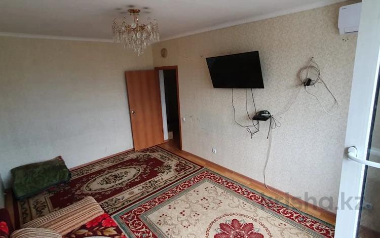 3-комнатная квартира, 76 м², 7/9 этаж, Жас Канат, Баймагамбетова — Хмельницкого за 22.8 млн 〒 в Алматы, Турксибский р-н
