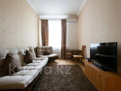 2-комнатная квартира, 51 м², 2/3 этаж посуточно, Желтоксан 103 — Казыбек Би за 12 500 〒 в Алматы, Алмалинский р-н