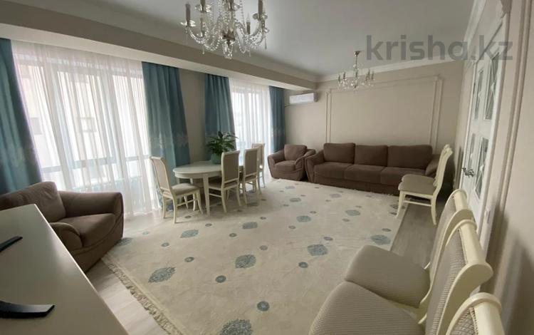 4-комнатная квартира, 122 м², 5/11 этаж, Казыбек би за 95 млн 〒 в Алматы, Медеуский р-н
