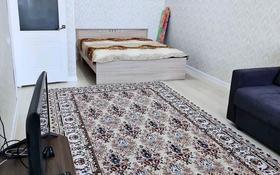 1-комнатная квартира, 42 м², 4/14 этаж посуточно, Кабанбай батыра — Сыганак за 9 000 〒 в Нур-Султане (Астана), Есильский р-н