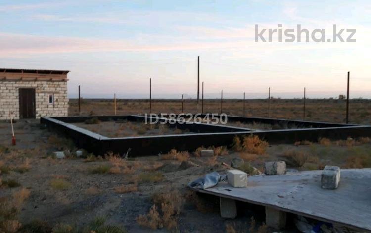 1-комнатный дом, 28 м², 10 сот., Сарайшык ауылы за 1.8 млн 〒 в Атырауской обл.