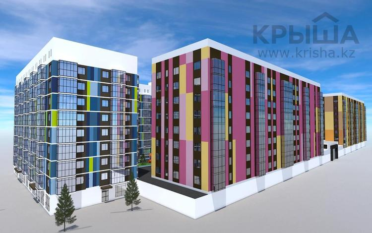 2-комнатная квартира, 96.07 м², 9/9 этаж, Самал 82 за ~ 21.9 млн 〒 в Уральске