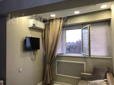 1-комнатная квартира, 45 м², 6/13 этаж помесячно, Навои 210/3 — Торайгырова за 170 000 〒 в Алматы, Бостандыкский р-н — фото 3
