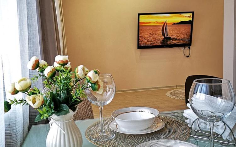 1-комнатная квартира, 32 м², 3/5 этаж посуточно, Назарбаева 3/2 — Торайгырова за 7 000 〒 в Павлодаре