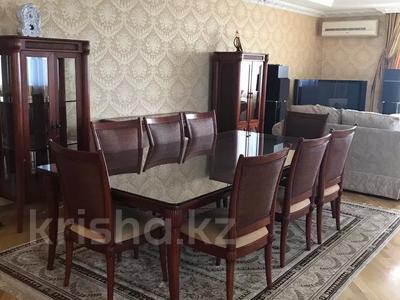 5-комнатная квартира, 205 м², 9/11 этаж, Гумар караш 1 за 90 млн 〒 в Нур-Султане (Астана), Сарыарка р-н