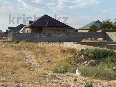 Участок 8 соток, мкр Кайтпас 2 за 15 млн 〒 в Шымкенте, Каратауский р-н