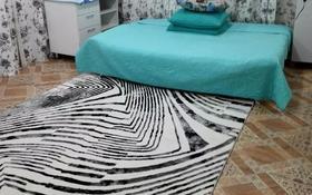 1-комнатная квартира, 32 м², 1/4 этаж посуточно, Московская 27 — Потанина за 6 000 〒 в Нур-Султане (Астана), Сарыарка р-н